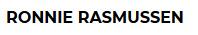 Ronnie Rasmussen