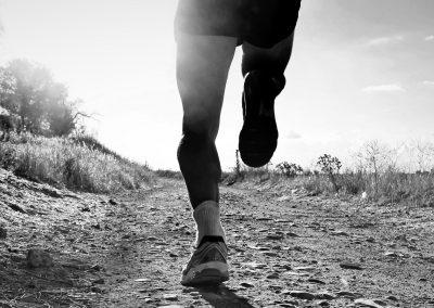 At løbe med, og ikke imod, din krop